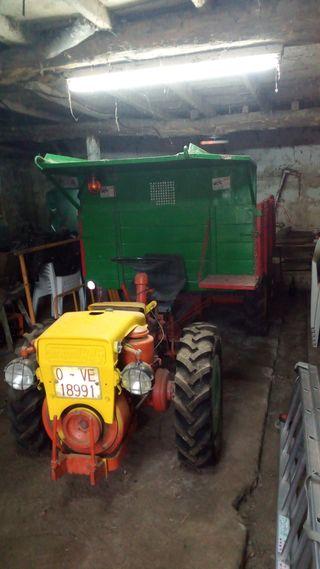 tractor pascuali 18cv