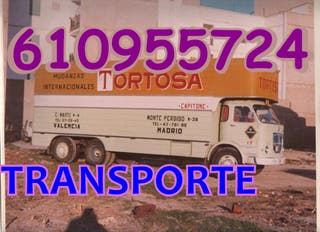 TRANSPORTE MUDANZA ECONOMICOS Presupuesto sin comp