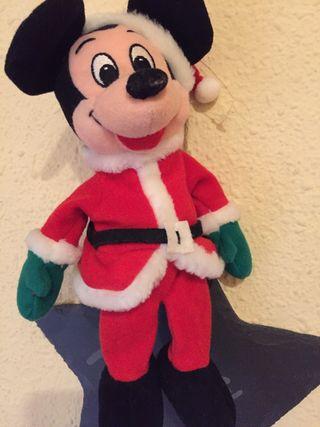Peluche Mickey Disney navidad nuevo