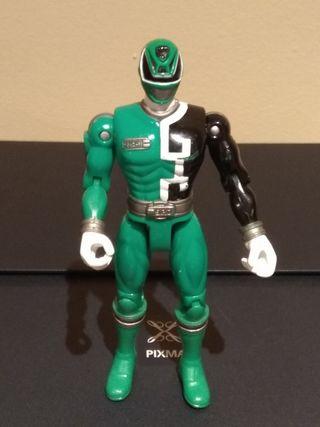 Green Ranger de Power Rangers Spd