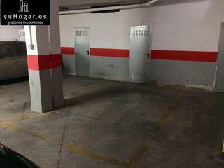 Garaje en venta en La Estación en Badajoz