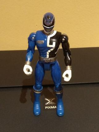 Ranger azul de Power Rangers spd