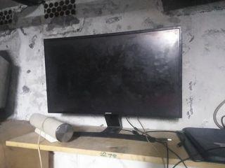 monitor Samsung 27'' curvo