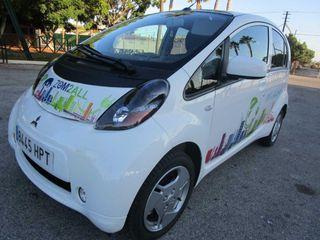 Mitsubishi i-miev ELÉCTRICO 24345 km certificados . O CONTAMINACIÓN
