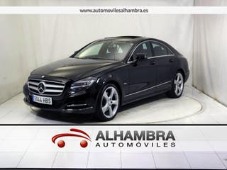 Mercedes-Benz Clase CLS CLS 350 BLUE EFFICIENCY