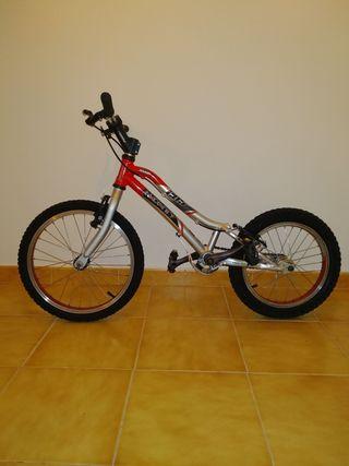 Bicicleta MONTY 205 kamel.