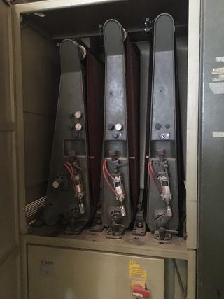 Lijadora Calibradora con tres grupos