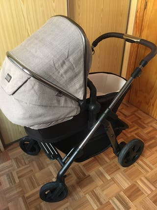 Carro / cochecito de bebé Silver Cross