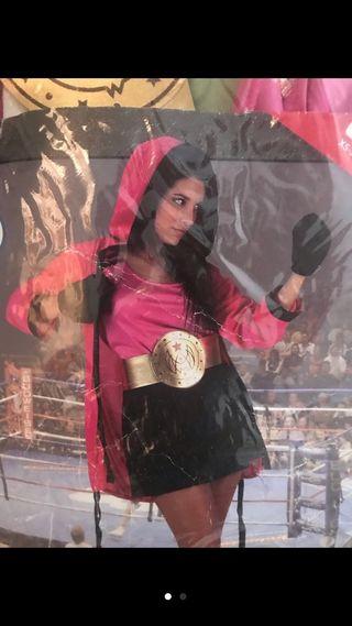 Disfraz Boxeadora