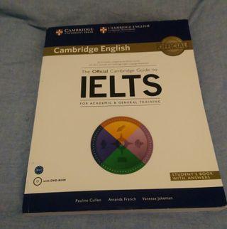 Libro (NUEVO) IELTS Official Cambridge Guide