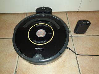 Robot aspirador Roomba i650