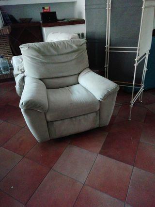 1 sillón natuzzi