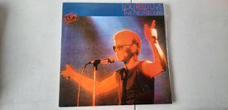 Doble Lp. Lou Reed live. Take No prisoners
