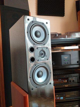 Altavoces plok audio LSI15