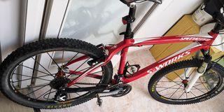 Bicicleta Specialized s-works carbono.