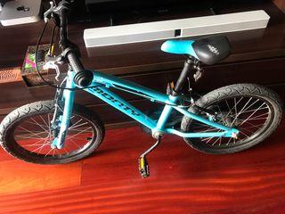 """Bicicleta MONTY de 18"""""""