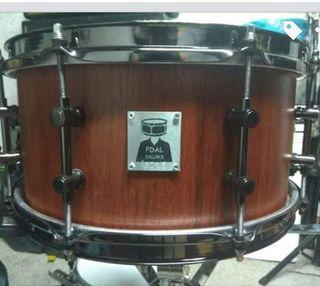 Caja Pdal Drums