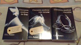 Trilogía Anatomia de Grey