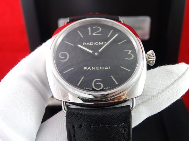 PANERAI Radiomir Base Pam 210 FULL SET