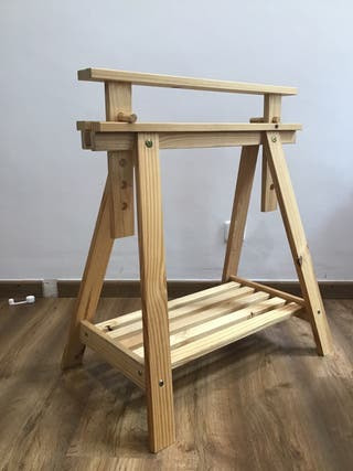 Pareja Caballete para mesa Ikea perfectos