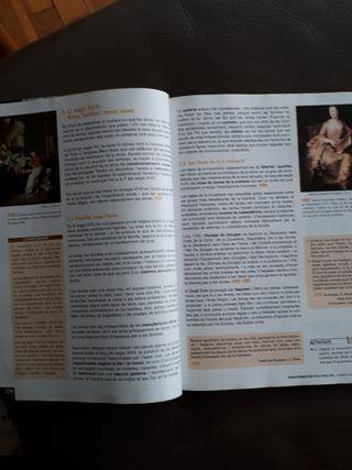 Libro historia 1o Bachillerato. Edebé