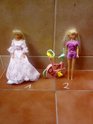 Muñecas Nancy Maniquí de Famosa