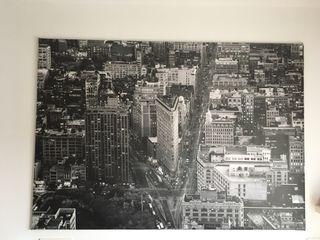 Lienzo ikea NY - Manhattan 200x140