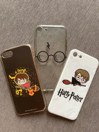 Carcasas Harry Potter iPhone 7/8