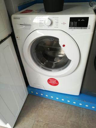 lavadora Hoover 10 kilos nueva