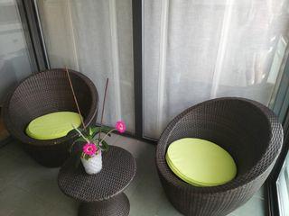 sillones para jardín o terraza