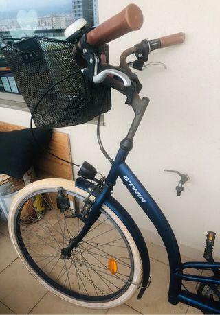 Bicicleta de mujer - Estilo vintage