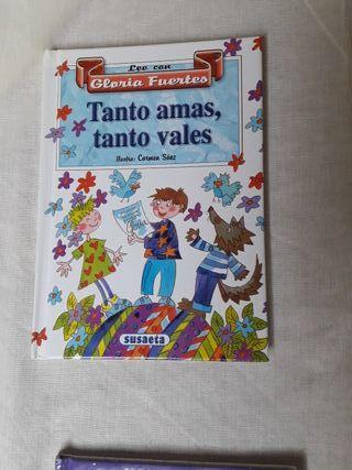 Colección infantil Gloria Fuertes