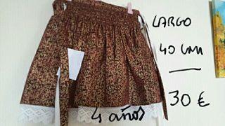 falda regional baturra