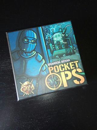 Juego de mesa Pocket Ops