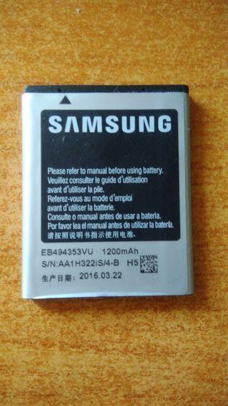 bateria samsung galaxy mini
