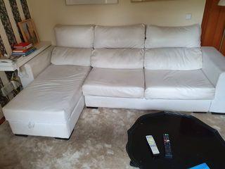 Sofa con chaislongue