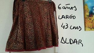 falda regional.baturra