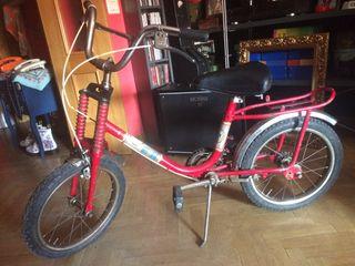 Bicicleta BH niño Antigua