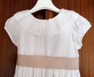 Vestido Comunión NANOS T. 10