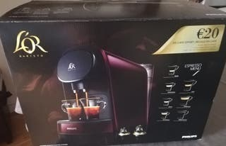 Cafetera l'or barista Philips