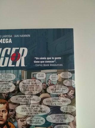 Comic: El nacimiento de Omega