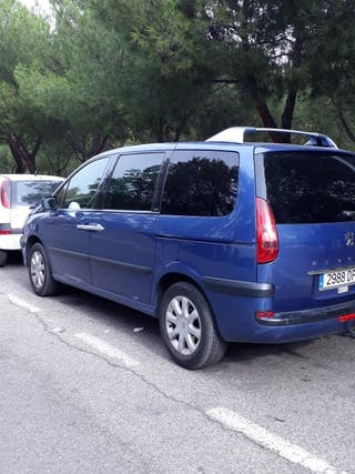 Peugeot 807 2006