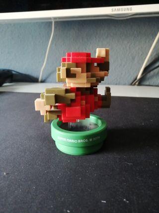 Figura Amiibo Mario 8bits