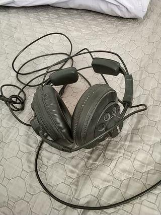 auriculares de diadema superlux 668b