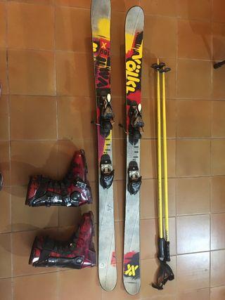 Pack esqui OFERTA!!! Solo esquis 150€