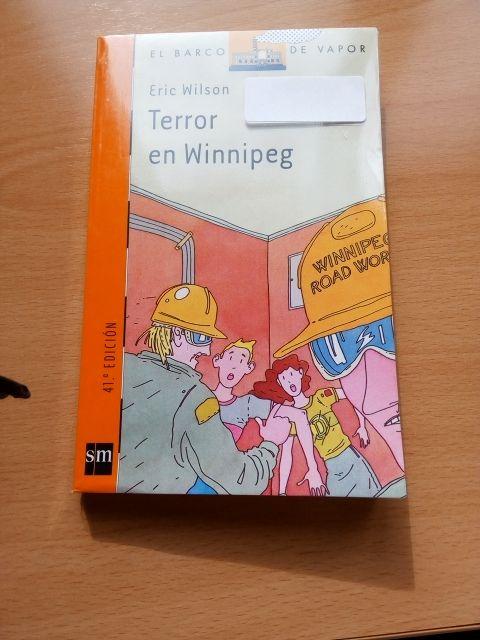 TERROR EN WINNIPEG (Eric Wilson)