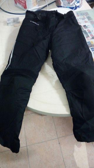pantalon de moto mujer