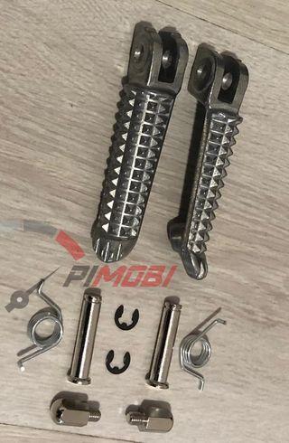 Reposapies delanteros nuevos Yamaha R6 R1