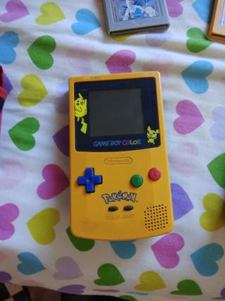 OFERTA Game boy Amarilla
