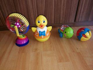 Pack juguetes primera infancia